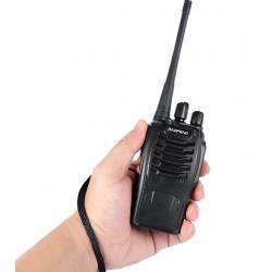 Statie Radio Walkie Talkie Baofeng BF-888S UHF 400-470MHz 16CH Dual Band Transceiver 5W3