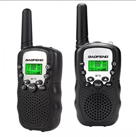 Baofeng BF-T3 | walkie-talkie | statie radio |