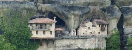 Ypapanti Monastery -Greece