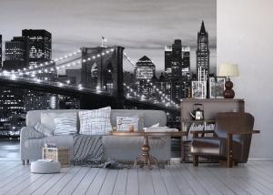Fototapet Brooklyn Bridge FTS 0199