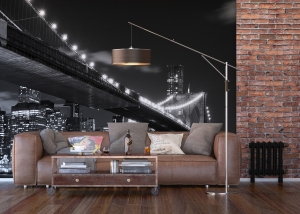 Fototapet Brooklyn Bridge FTS 1305
