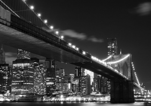 Fototapet Brooklyn Bridge FTS 1305