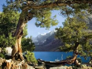 Fototapet Lac de Munte FTxxl 14030