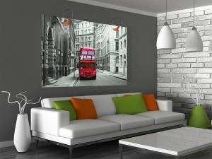 Fototapet London Bus FTM 0814