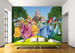 Fototapet Printese Disney1