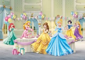Fototapet Printese Disney la Bal