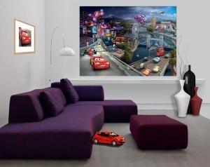 Fototapet Cars