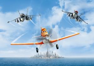 Fototapet Disney Planes