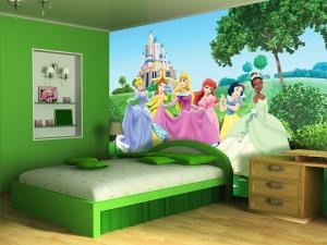 Fototapet Printese Disney2