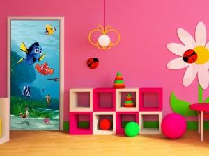 Fototapet Disney - Nemo si Dory