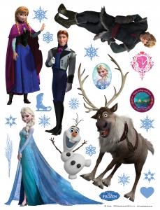 Sticker Frozen - 65x85cm - DK17760