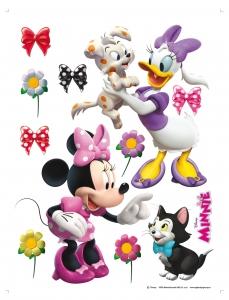 Sticker Minnie si Daisy - 65x85cm - DK1768