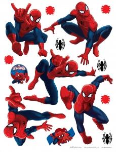 Sticker Spiderman - 65x85cm - DK17130