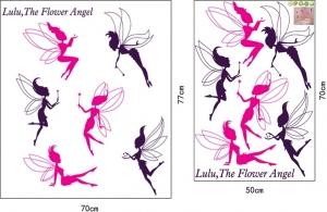 Sticker camera bebe - Spiridusul florilor