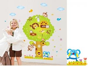 Sticker camere copii - Copacul Urias2