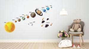 Stickere pentru copii - Sistemul solar - Planete0