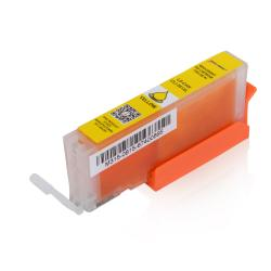 Cartus cerneala compatibil Canon CLI 571XL - Yellow, 12.2 ml