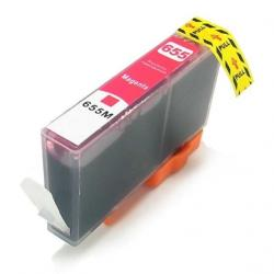 Cartus compatibil HP 655XL CZ111AE, Magenta (18ml)