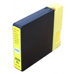 Cartus cerneala compatibil Canon PGI - 2500 XL - Yellow