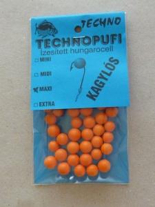 Technopufi Scoica (Portocaliu) mini