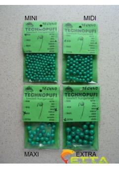 Technopufi Anason (verde) midi