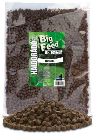 Big Feed - C6 Pellet - Squid 2.5kg, 6 mm