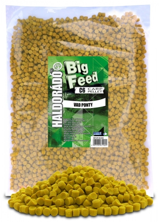Big Feed - C6 Pellet - Crap Salbatic 2.5kg, 6 mm