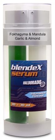 Blendex Serum - Usturoi + Migdale 30ml+30ml