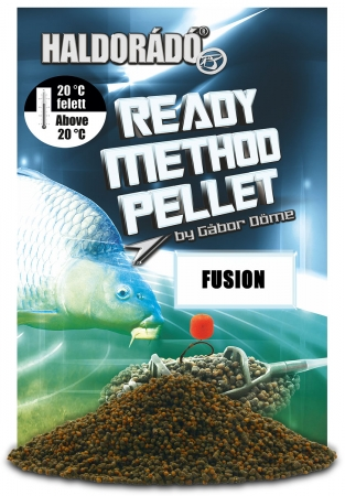 Ready Method Pellet - Fusion 0.4kg, 2-3 mm