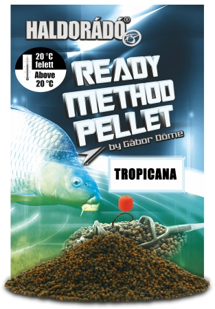 Ready Method Pellet - Tropicana 0.4kg, 2-3 mm