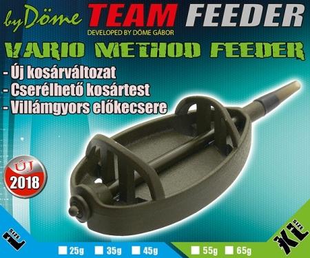 Momitor Team Feeder Vario - XL 55 g