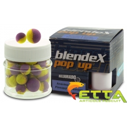 Blendex Pop Up Big Carps 12, 14mm - Ananas+Banana - 20g