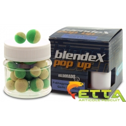 Blendex Pop Up Big Carps 12, 14mm - Usturoi+Migdale - 20g