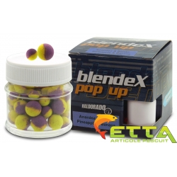 Blendex Pop Up Method 8, 10mm - Ananas+Banana - 20g