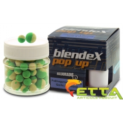 Blendex Pop Up Method 8, 10mm - Usturoi+Migdale - 20g