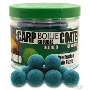 Carp Boilie Soluble Coated - Blue Fusion 70g/18mm