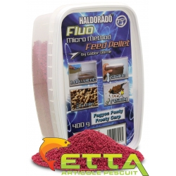 Fluo Micro Method Feed Pellet - Crap Apa Rece - 400g