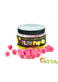 Fluo Pop Up Capsuni 40g 10mm