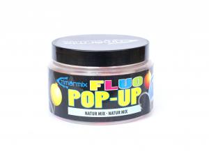 Fluo pop up Natur mix 100 40gr