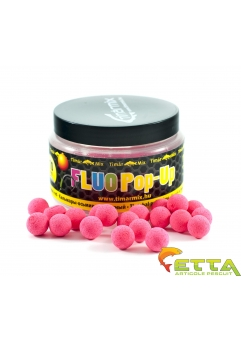 Fluo Pop Up Squid Octopus 40g 10mm