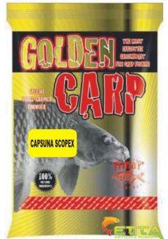 Golden Carp Capsuna Scopex 1Kg