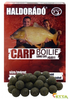 Carp Boilie Long Life Black Squid 800g/20mm