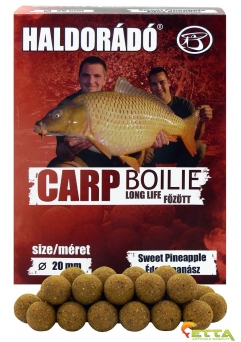 Carp Boilie Long Life Sweet Pineapple 800g/20mm