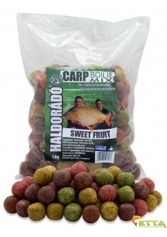 Carp Boilie Mix Sweet Fruit 1Kg/20mm