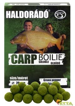 Carp Boilie Soluble Green Pepper 800g/20mm