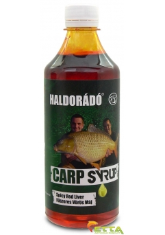 Carp Syrup Spicy Red Liver 500ml