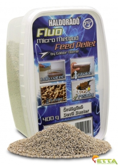 Fluo Micro Method Feed Pellet Devil Buster 400g