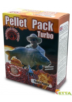 Pellet Pack Turbo Crap Apa Calda 1.1Kg