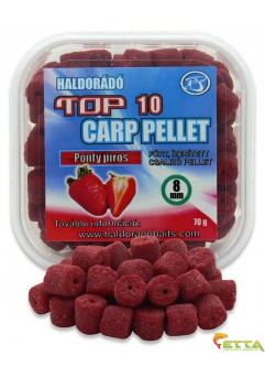 Top 10 Carp Pellet Crap Rosu 70g