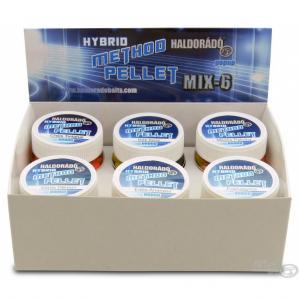 Hybrid Method Pellet - MIX-6, 6 arome intr-o cutie